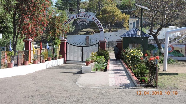 Dagshai Public School, Solan, HP Photo 6