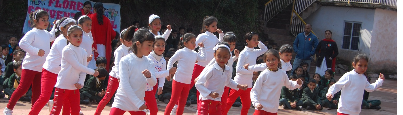 Florence Convent School, Solan , HP