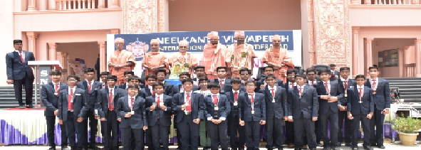 Neelkanth Vidyapeeth Residential School