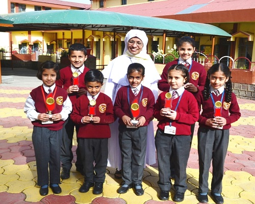 St Marys Convent School, Solan, HP