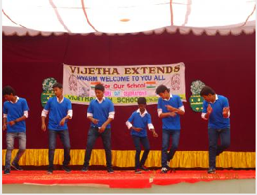 Vijetha Kindergarthen High School